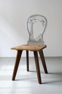"A ""Coney Island"" Chair"