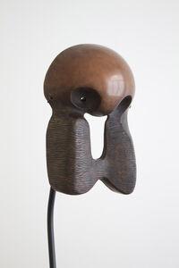 Project for a Masquerade (Hiroshima) Ushiwaka's Masks