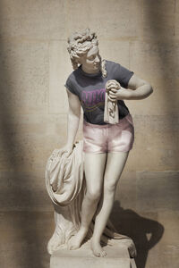 Hipster in Stone VIII - Calliope