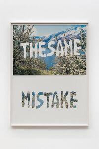 The Same Mistake
