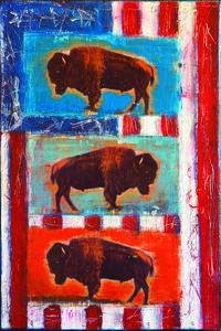 Three Buffalo