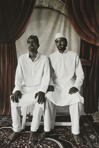 Zakir and Tarif Smoking