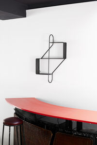 """Clef"" shelf"