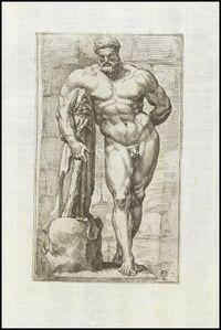 Hercules a labore quiescens