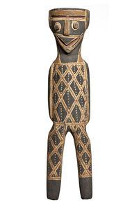 Mureiana – The Cheerful One, Mokoy Figure