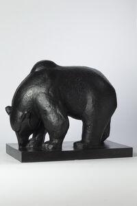 Bear Head Down