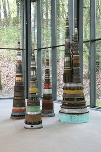 Tony Cragg, Sculptures and Drawings