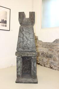 Untitled, Bronze, Heiliger Mensch