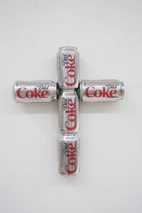 Coke Can Cross
