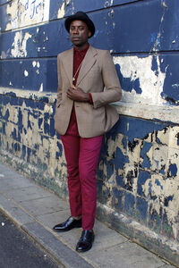 Randolph Matthews, London