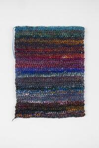 7 colour marble crochet