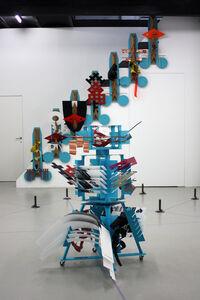 formula: martionette - installation view