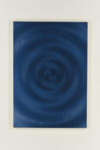 Coalescence (Iridescent Blue Black)