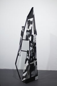 Untitled (cow-sculpture)