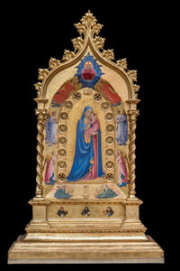 Madonna delle Stelle (Virgin and Child with Angels)