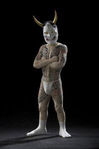<Otokogi (Chivalry)> (Hannya (Jealous female demon mask))