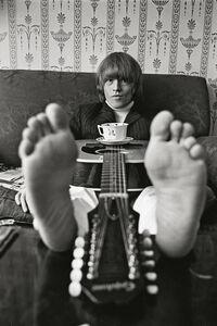 Brian Jones at Home, London, 1965
