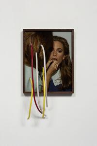 Untitled (Woman, Lipstick)