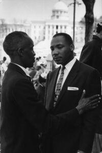 Reverend Martin Luther King, Jr., Montgomery, Alabama