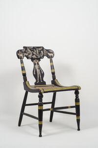 Untitled (Skeleton chair)