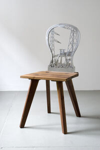 """A """"Industrial Revelation"""" Chair"""