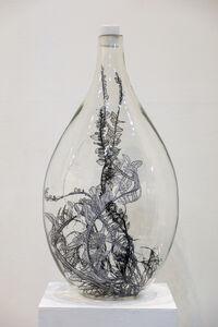 Glass Vitrine Bubble 1