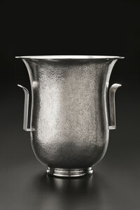 A LargeArt Deco Vase