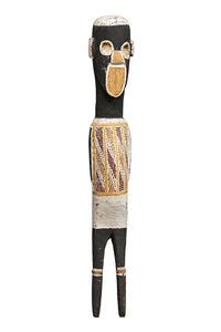 Untitled Mokoy Figure