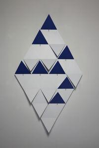 origamiRhombi,16 rhombis