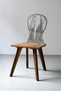 "A ""New York"" Chair"
