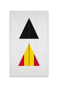 Barnett Newman: The Triangle Paintings 2