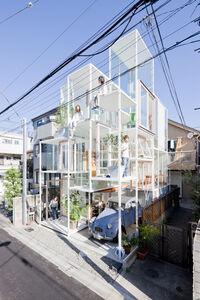 House NA, Tokyo