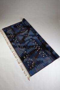 Seaweed Blue Rug