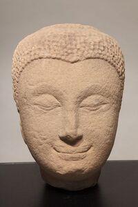 Thai, Head of Buddha