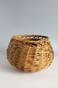 """Fisherman"" Flower Basket (T-4251)"
