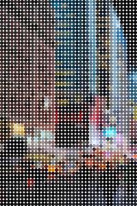 Dot Landscape XB3528