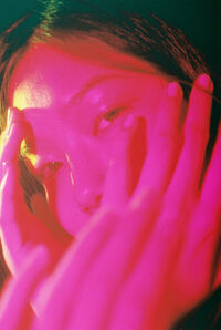 Untitled (Pink Hands)