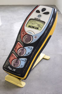 Coffin- Nokia Phone