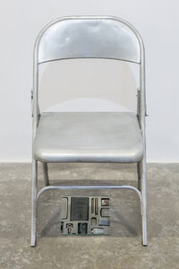 Private Assortment Series, 2011-2013, Metal Chair