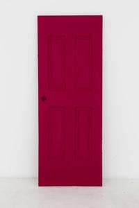 Untitled (Red door)