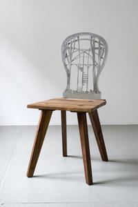 """A """"Chrystal Palace"""" Chair"""