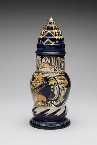 FirmamentCovered Vase