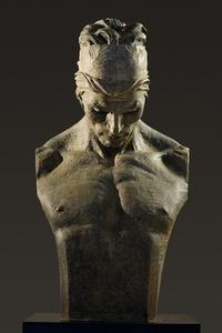 Nureyev Bust, Life Size
