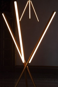 Lit Lines, Floor Light 2