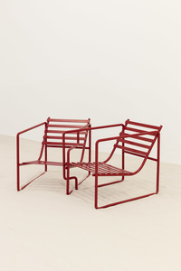 entangled chairs