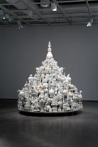 A Theory of Everything - White Stupa