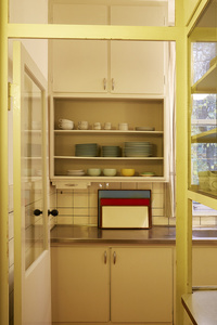Kitchen and Finn Juhl Turning Trays