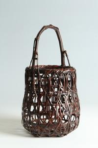 Bamboo Basket (T-3882)