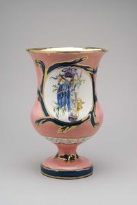 Vase, Pink