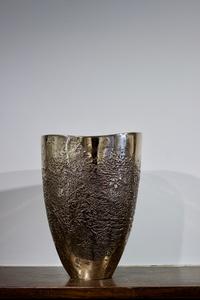 Tall Open Form Vessel
